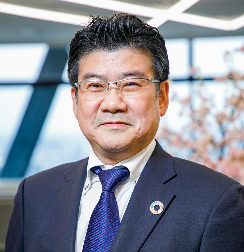 西山隆一郎(にしやま・りゅういちろう)